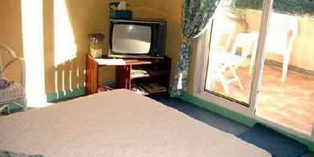 Domaine Saint Paul de Fannelaure La suite Genets chambre des parents