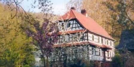 Ferme-Auberge du Moulin des Sept Fontaines Le batiment chambre d'hôtes