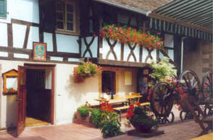 Chambre d 39 hote ferme auberge du moulin des sept fontaines for Chambres hote alsace