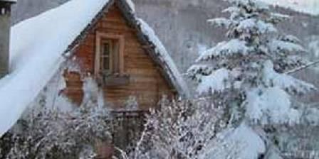 La Ferme La maison en hiver