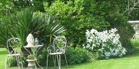 Le Clos Xavianne Xavianne le jardin