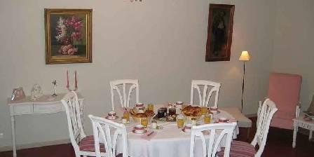 Le Clos Xavianne La salle du petit déjeuner