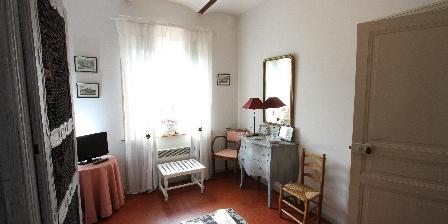 Le Clos Xavianne La chambre 1