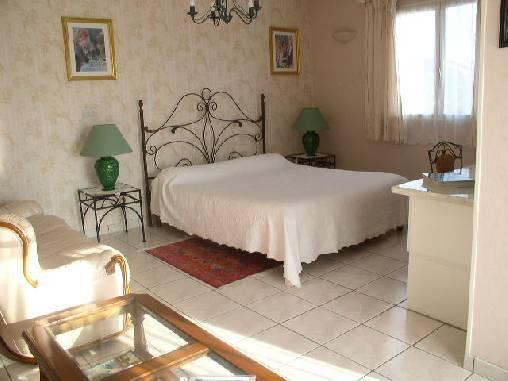 Chambre d'hote Saône-et-Loire - La chambre Sophie