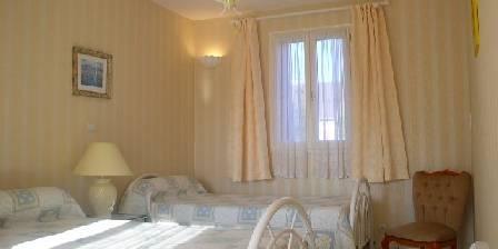 Le chasot La 2ème chambre Sophie avec 2 lits individuels