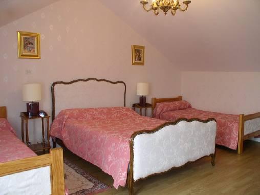 Chambre d'hote Saône-et-Loire - La chambre Anne