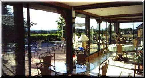 Chambre d'hote Saône-et-Loire - La veranda