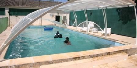 Gite Le Figuier > La piscine