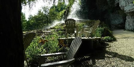 Jardins des Fontaines Pétrifiantes