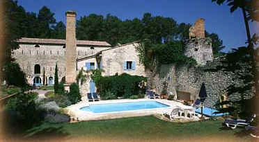 Chambres d'hotes Vaucluse, Rustrel (84400 Vaucluse)....