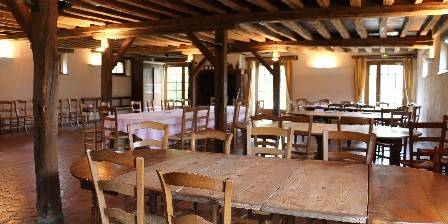 La Ferme des Perriaux  Reception room