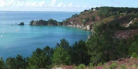 Chambre d'hotes Ile ô des Capucins > île vierge - morgat - cap de la chèvre > Cliquez ici pour agrandir cette photo