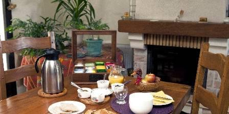 Chambre d'hotes Gîte du Tau > Petit-déjeuner