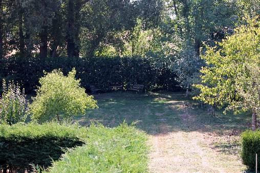 Le jardin (0,3 ha)