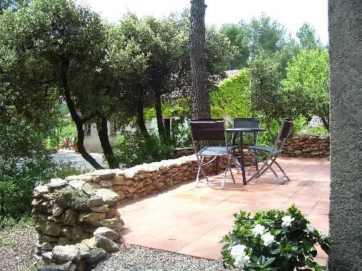 la terrasse du Romarin