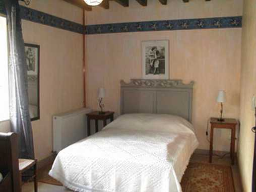 Gastzimmer Nièvre -