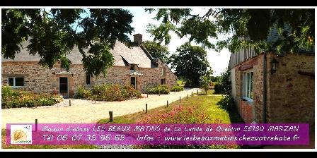 Gîtes les Beaux Matins Gite Les Beaux Matins - Morbihan Sud Bretagne