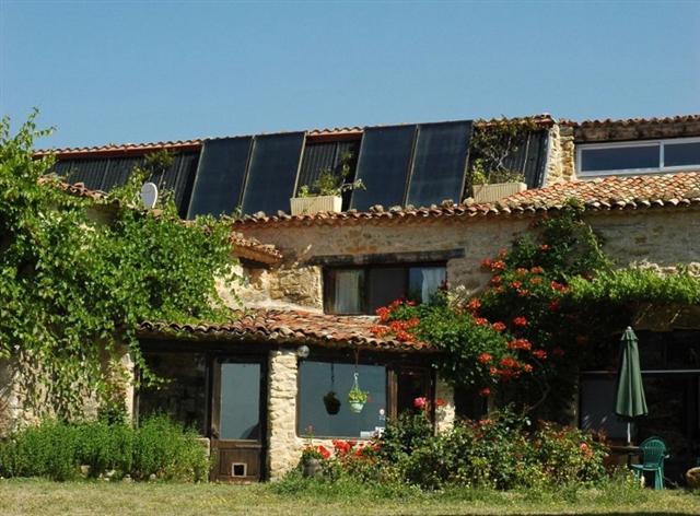 Chambre d'hote Alpes de Haute Provence - La véranda..