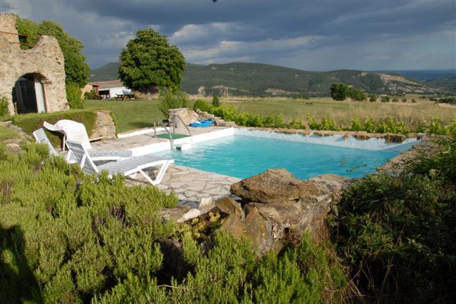Chambre d'hote Alpes de Haute Provence - Le bassin..