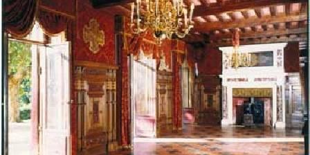 Château de Grézan La Salle de Bal !!!