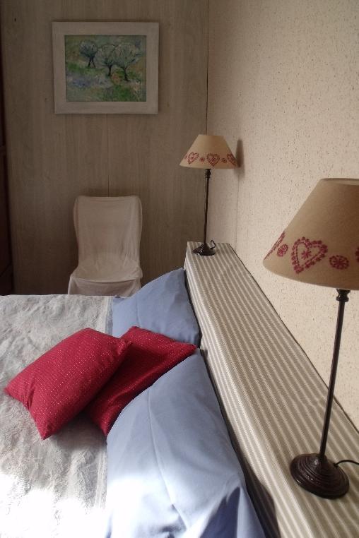 Chambre d'hote Sarthe - chambre couple PRINTEMPS
