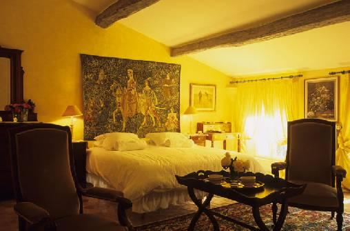 La chambre Lavandin