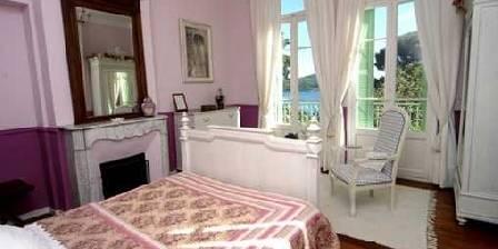 Villa Heliotropes Chambre Glycines