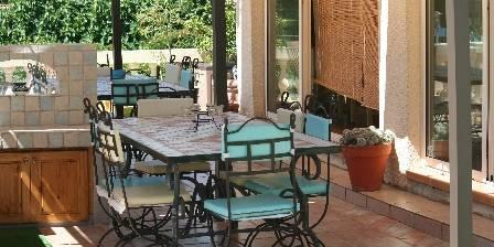 Chambre d'hotes [Hippône] > terrasse exterieur > Cliquez ici pour agrandir cette photo