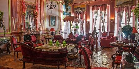 Chambre d'hotes Hotel de Digoine > La cour