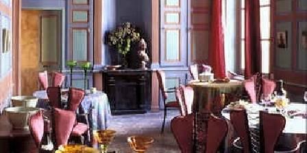 Hotel de Digoine La salle à manger