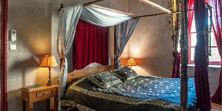 Chambre d'hotes Hotel de Digoine > Chambre Carnaval à Venise
