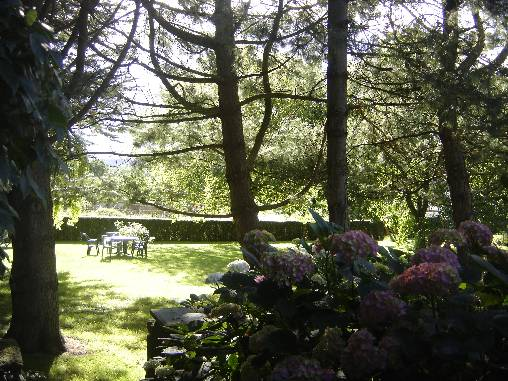Chambre d'hote Côtes-d'Armor - les jardins