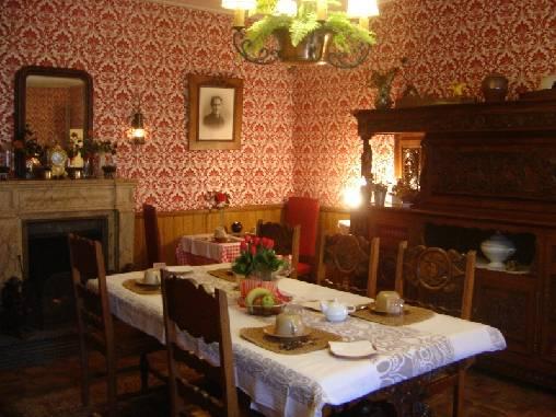 Chambre d'hote Côtes-d'Armor - Petit-déjeuner