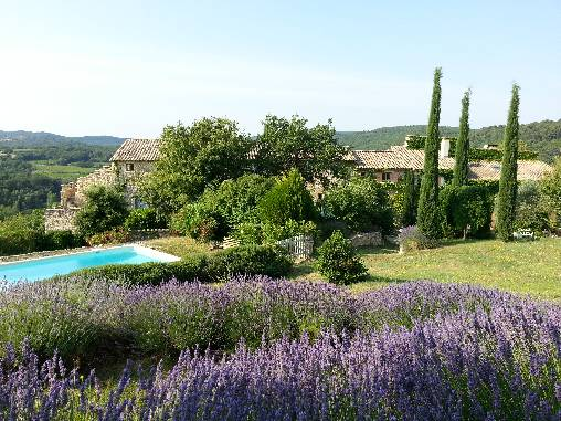 Bed & breakfasts Gard, from 78 €/Nuit. House/Villa, Aiguèze (30760 Gard), Charm, Guest Table, Swimming Pool, Park, Net, WiFi, Baby Kits, 1 Single Bed(s), 9 Double Bedroom(s), 2 Suite(s), 28 Maximum People, Library, Chi...