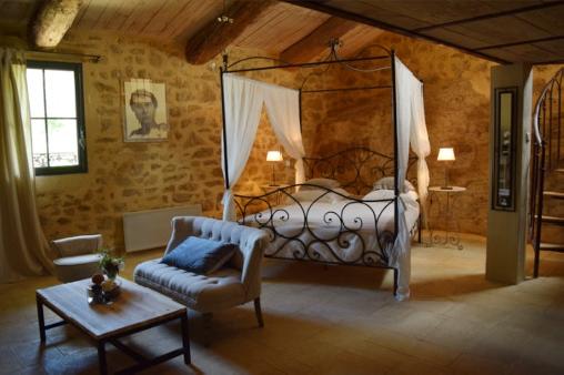 Chambre d\'hote Clos Saint Saourde, Chambre d\'hote Vaucluse (84 ...