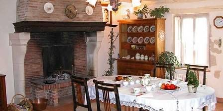 La Ferme du Grand Launay La salle à manger