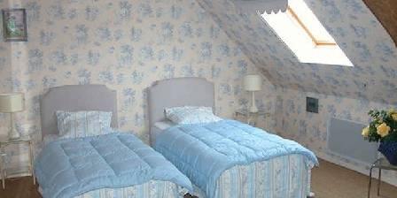 La Ferme du Grand Launay Chambre Bleue