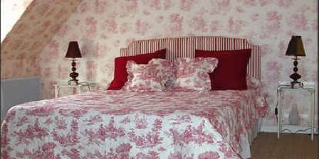 La Ferme du Grand Launay Chambre Rouge
