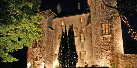 Bed and breakfast Le Chateau du Cros > chateau la nuit