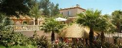 Bed and breakfast La Palmeraie des Calanques