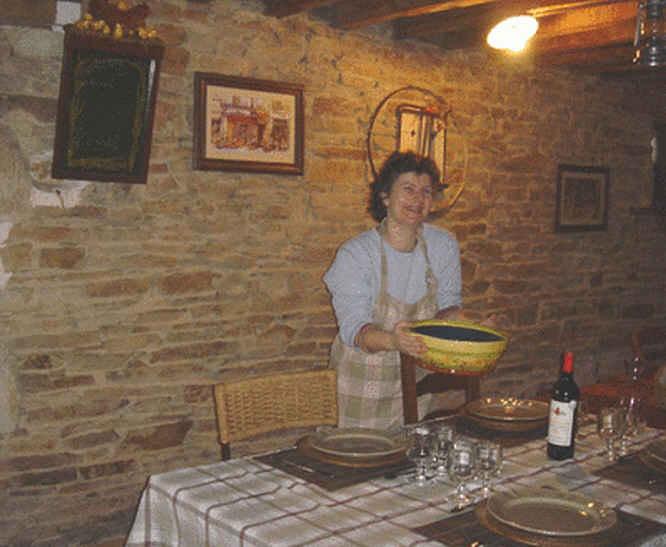 Chambre d'hote Dordogne - La cuisinière