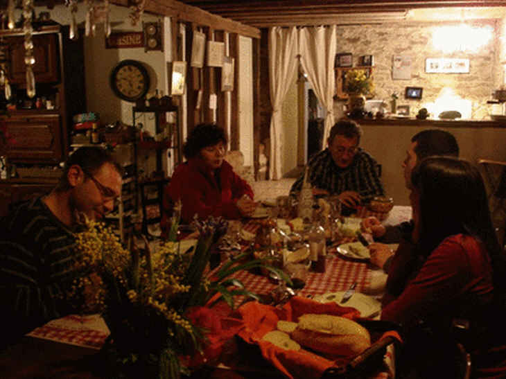 Chambre d'hote Dordogne - La table paysanne