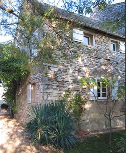 Chambre d'hote Saône-et-Loire - les pierres sèches