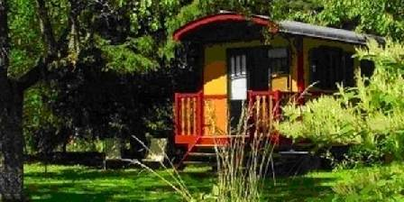 La Villa des Pins La roulotte d'Edouard