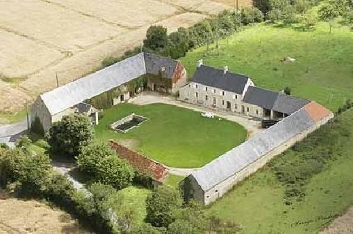 bed & breakfast Calvados - The Farm Manor St Barthélemy
