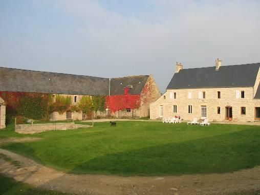 bed & breakfast Calvados - The cosed garden