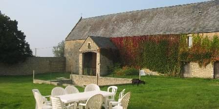 La Ferme Manoir Saint Barthélemy Détente au jardin