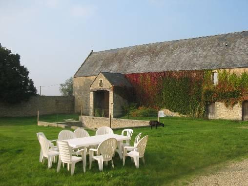 bed & breakfast Calvados - Relax in the garden