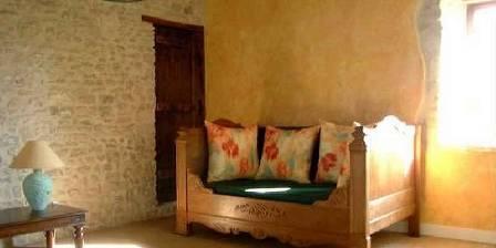La Ferme Manoir Saint Barthélemy Grande chambre avec son salon