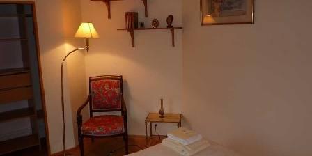 Chambre d'hotes Le Jourdy > chambre prêle